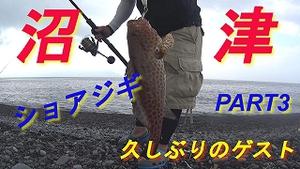 沼津ショアジギパート3