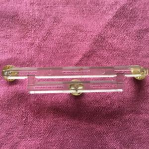 米軍リボンラック用連結金具