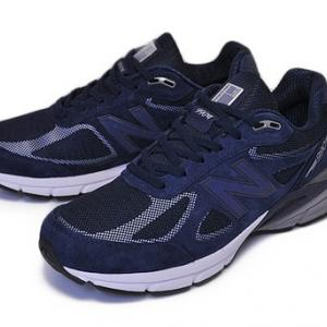 NEW BALANCE  M990NLE4  MADE IN U.S.A. NAVY Dワイズ US10