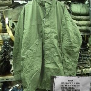 M65モッズコート(M65シェルパーカ)