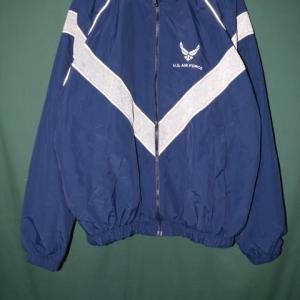 アメリカ空軍 トレーニング ジャケット / パンツ セット
