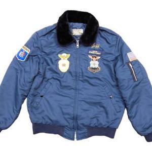 実物 アメリカ空軍ジャケット