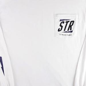 STRUCTURE●STR logo Tsh