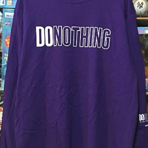 DO NOTHING TEE