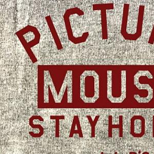 STAY HOME TEE●PICTUREMOUSE