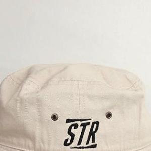 STRUCTURE●STR logo hat