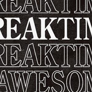 BREAKTIME IS AWESOME tee