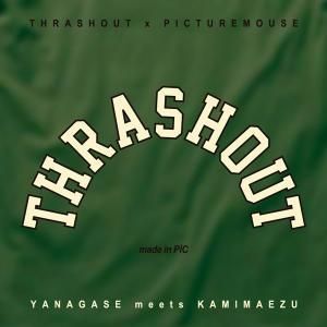 THRASHOUT●ロゴTEE