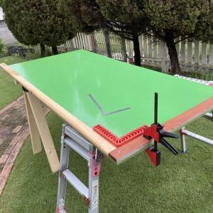 DIYで物置小屋を作ってみる #7