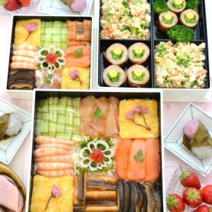 今年のひな祭りごはんも「モザイク寿司」