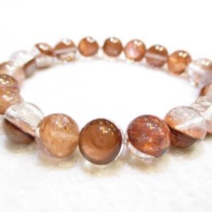 ヒマラヤ水晶(マニカラン産水晶)ブレスレット