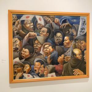 やっぱり青森県立美術館好き。青森出身の阿部合成展