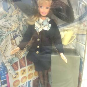 JALのバービー人形!