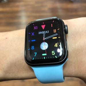 Apple Watch 買ってみた。
