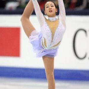■真央さんの妹さんがステージは違いますがファンの前に帰って参りました。「お帰り成美さん!」