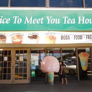 Nice To Meet You Tea House♡ハワイ