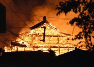 琉球王朝の代表的な建物、世界遺産である首里城が
