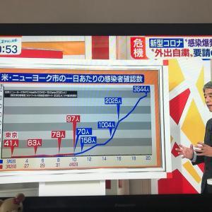 日本はニューヨークほど爆発しない理由