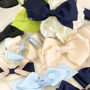 Ribbon couture Riche 通信レッスン