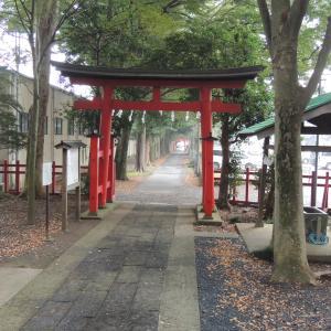 雨の散歩 ~東浦和地区~!!(1)