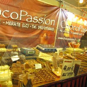 イタリアのチョコレート?!