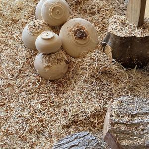メープルの器作りウィーク