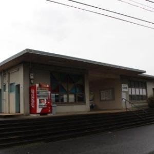 JR九州 南風崎駅