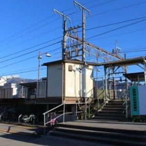 JR東日本 東山梨駅