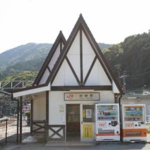 JR東海 谷峨駅