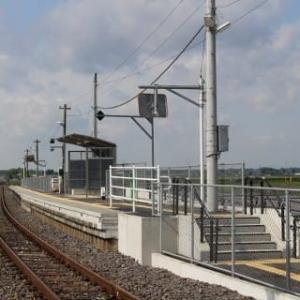 JR東日本 谷河原駅