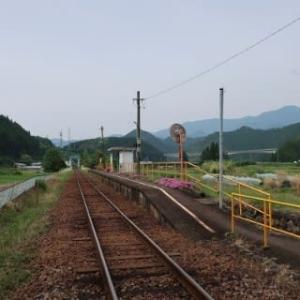 長良川鉄道 赤池駅