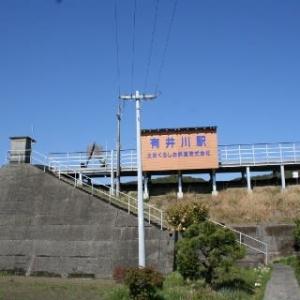 土佐くろしお鉄道 有井川駅