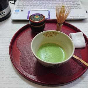 【オンライン講座 ご感想4】お抹茶の点て方レッスン♪