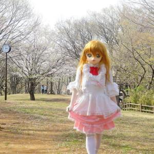[お花見]着ぐるみ作家 ドーラーハルナの 『着ぐるみ達の休日』15話/Haruna's Kigurumis Vacation act 15