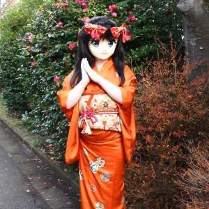 [お花見]着ぐるみ作家 ドーラーハルナの 『着ぐるみ達の休日』16話/Haruna's Kigurumis Vacation act 16
