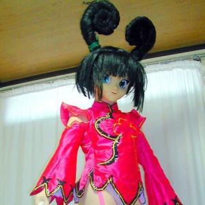 ストッキングの日の着ぐるみ達/kigurumi dolls wearing stockings