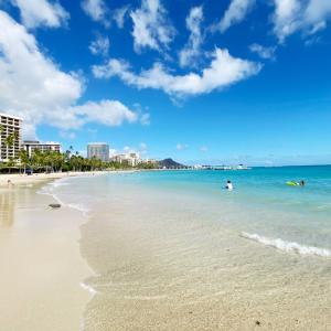 ☆秘密のハワイの場所と夜釣り☆