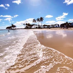 ☆ビーチ日和と心がリフトされる夜☆