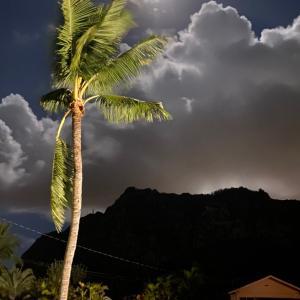 ☆ハワイで電気の通っていない島☆