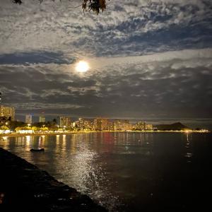☆ハワイの満月☆