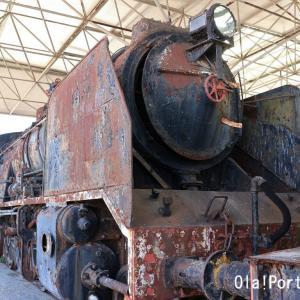 修復待ちの列車たち 鉄道博物館その6