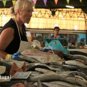 ナザレに行ってきた (5)~魚市場♪~