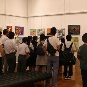 第23回印旛郡市中学校美術部展