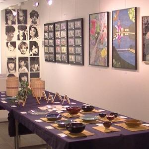 第10回印旛地区高等学校美術工芸作品展・第2部