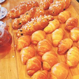 こんなパン焼きましたよ。パン自宅サロン滋賀☆大津市
