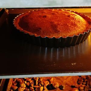 オーブン温度間違いましたケーキ