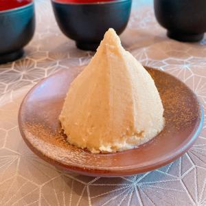 念願の地産地消で白味噌を作ります。