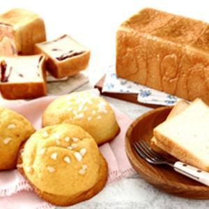 甘酒入りパン三種 新メニュー     美味しいやん!