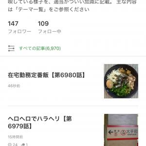 10本サバ読み【第6971話】