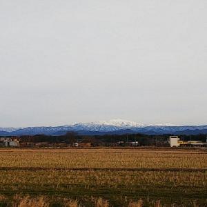 やっぱり白山は美しい。